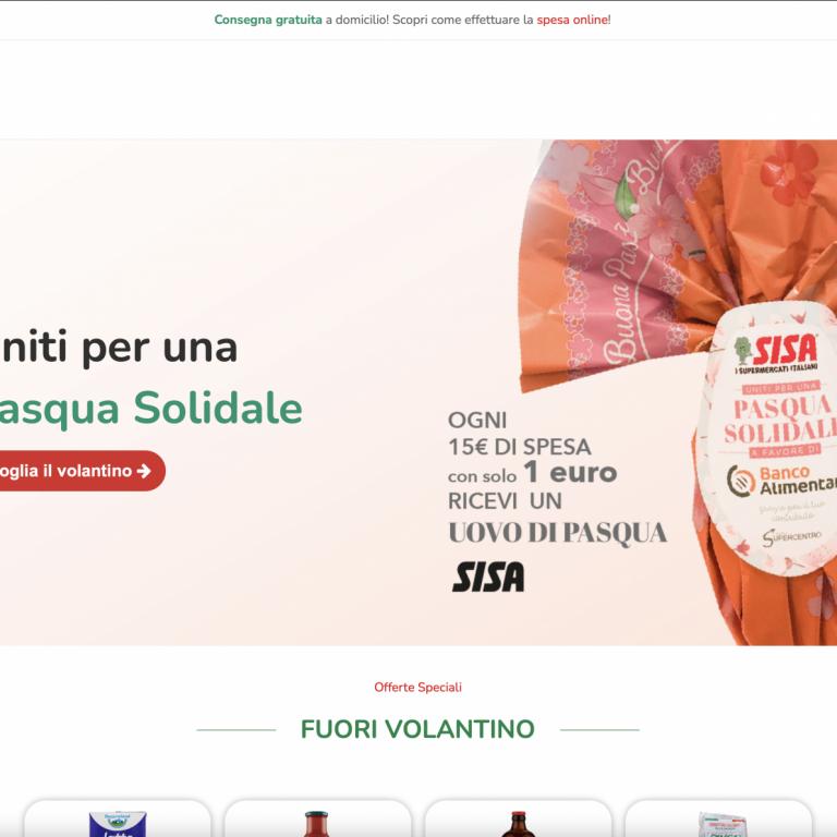 Supermercati SISA Avetrana - Screen 00