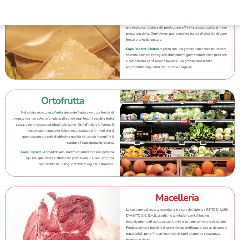Supermercati SISA Avetrana Screen 03