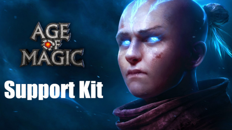 Age of Magic - Support Kit