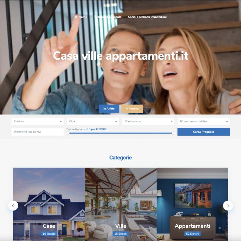 Screen 00 - Casa Ville Appartamenti.it